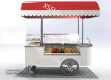 Ice Lolly, Ice Sticks, Popsicle Truck Trolley Refrigeration Equipment Freezers Showcase
