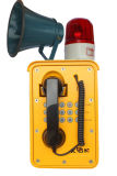VoIP impermeable del teléfono, protocolo SIP Phone agua y al polvo