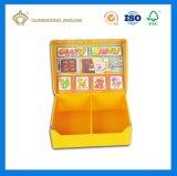 Verpackenspielwaren-Papierkasten mit Papierteiler (Kindspielzeug Verpackungs-Kasten)