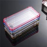 iPhone7/7를 위한 다채로운 투명한 기갑 이동 전화 상자 플러스