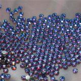 도매 대량 느슨한 모조 다이아몬드 Flatback 고품질 최신 고침 모조 다이아몬드