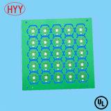 Однослойный SMD2835 PCB алюминия СИД для света шарика