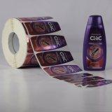 Оптовая торговля пользовательские высокого качества печати этикетки наклейки с логотипом клея