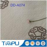 Tissu 100% de coutil de matelas de jacquard de Knit de polyester