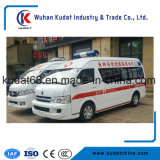 Type véhicule Sy5038xjhl de salle d'ambulance