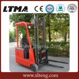 Ltma carrello elevatore elettrico di tonnellata 3-Wheels di 1 tonnellata 1.5