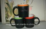 De Kop van de Koffie van het Handschrift van de Mok van het Bericht van de Mok van het krijt