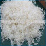 Помытая белая гусына вниз оперяется 90/10 для курток