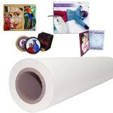 Roulis de papier de sublimation de la qualité 120GSM pour l'impression de sublimation