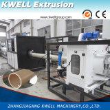 Ligne d'extrusion de tuyauterie en PVC / ligne de production de tubes UPVC