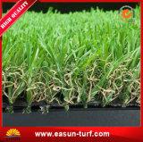 Erba artificiale del tappeto erboso di paesaggio più popolare 2016 con il certificato dello SGS