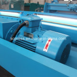 Máquina de Corte hidráulico com sistema CNC