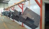 Подгонянная электростатическая линия покрытия порошка для масляного бака