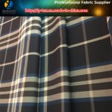 Tela escocesa del estilo de Inglaterra, tela teñida de los hilados de polyester para la chaqueta