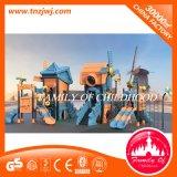 Série Windmill de luxo Parque de diversão ao ar livre Equipamento de parque de diversões para exercícios