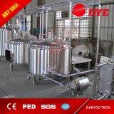 Equipamento elevado da fabricação de cerveja de cerveja do destilador dos espírito do álcôol