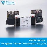 elettrovalvola a solenoide di gestione pilota di serie 4V210