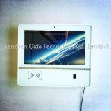 Монитор PC экрана касания 12 дюймов с фингерпринтом камеры NFC для школы
