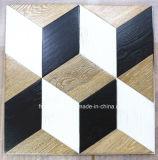 Le Médaillon de parquets en chêne Multi Layer le plancher en bois