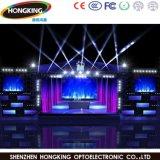 Afficheur LED polychrome d'intérieur de la qualité P4