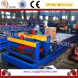 1035 Vidros Duplos Telha de metal que máquina de formação de rolos de perfil de Aço