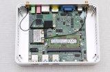 Hystou Celeron N3150 kleine Formular-Faktor-Computer HDMI Speicher 64G DES VGA-Fernsehapparat-Kasten-4G SSD