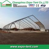 Incêndio de Hotsell - exposição resistente barracas curvadas