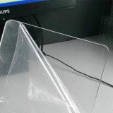 Présentoir acrylique à l'aide PMMA/feuilles acryliques.