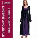 暗くセクシーな均一想像の主婦は服を着せる衣裳(L15241-3)に