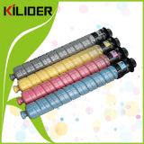 Cartuchos de toner compatibles del repuesio del color del laser de Ricoh Mpc6003