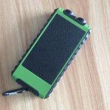 Con carga solar entrada USB Banco de potencia de alta calidad