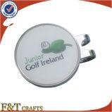 Cheap Customized New Magnet Golf Hat Clips avec un propre logo (FTGF1814A)