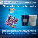 Candy Moldingのための食糧Grade Silicone Rubber