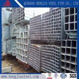 Tubo d'acciaio quadrato galvanizzato qualità principale