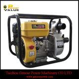중국 상표 고압 4 인치 가솔린 수도 펌프