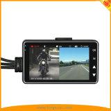Câmera da ação da motocicleta