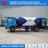 HOWO 4X2 15000litros 8toneladas estrada caminhões de reabastecimento de GPL para enchimento do cilindro de gás