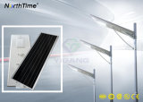 L'alliage d'aluminium 80W d'usine refroidissent la rue de la route DEL/lampe blanches de route
