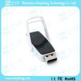 로고 (ZYF1844)에 플라스틱 8GB USB 지키를 미끄러지는 다중 색깔