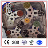 Máquina de moedura limpa recondicionada do cimento assoalho concreto