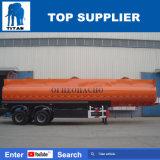 De Tanker van de Benzine van de tri-As van de titaan 36000 van de Brandstof van de Tanker van de Semi van de Aanhangwagen van de Weg Liter Aanhangwagen van de Tanker
