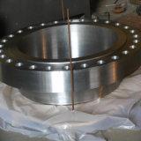 L'acier inoxydable 304 Pn100 a modifié la bride de collet de soudure