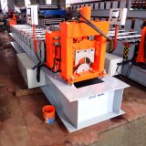 Galvanisierte Stahldachridge-Schutzkappen-Rolle, die Maschinen bildet