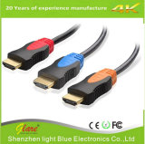 Doppio cavo di colore 4K HDMI Cable/2.0 HDMI di alta qualità