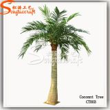 HOME artificial e preço de fábrica ao ar livre da palmeira da decoração