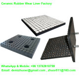 Conveyer Wear Solutions: Ceramic Rubber Matrix