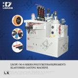 CE Inline da máquina de carcaça da roda do patim do elastómetro do plutônio Certificated