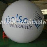 Éclairage LED vers le haut de ballon à air gonflable de PVC de ballon
