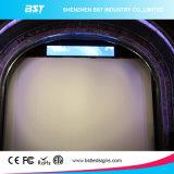 SMD 3 em 1 tela interna do diodo emissor de luz da cor P5 cheia, placa de indicador do diodo emissor de luz da elevada precisão para anunciar