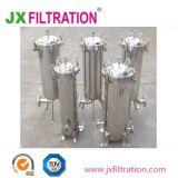 Filter van de Zak van de Huisvesting van het roestvrij staal de Industriële Vloeibare Multi